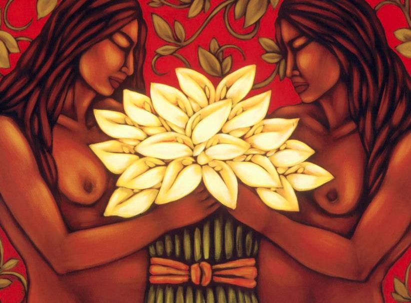 Initiation au féminin sacré – article paru dans «Rêve de Femmes» n.27 : Eté 2012
