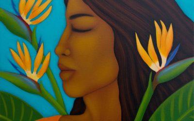 Drôme- retraite d'été – Durga – La Femme Debout